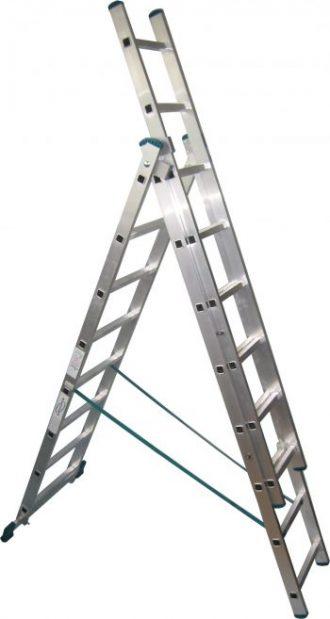 Лестницы трехсекционные универсальные